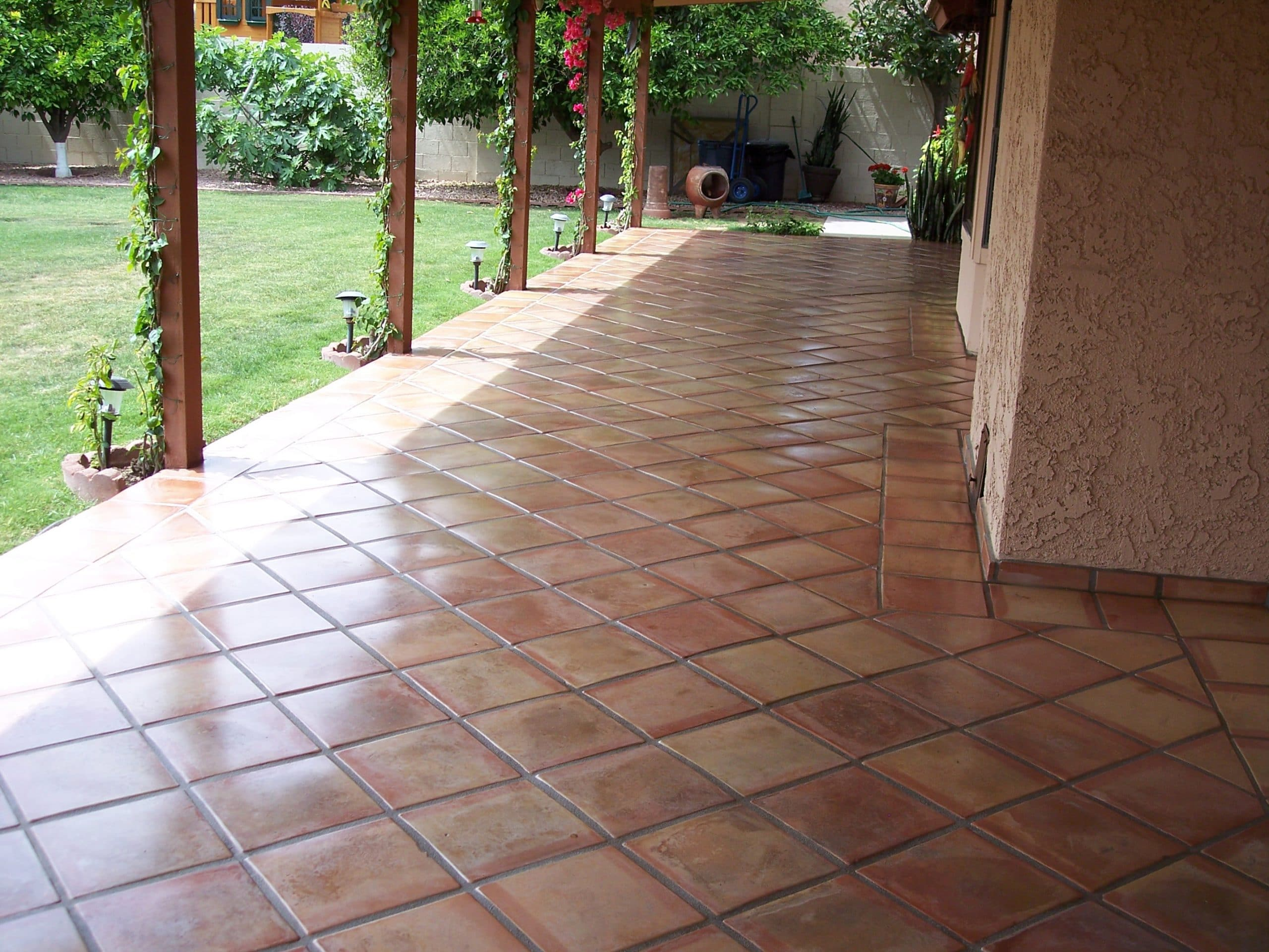 Chandler outside tile that can weather the winter desert tile top tips on creating chandler outside tile floors that can weather the winter dailygadgetfo Images